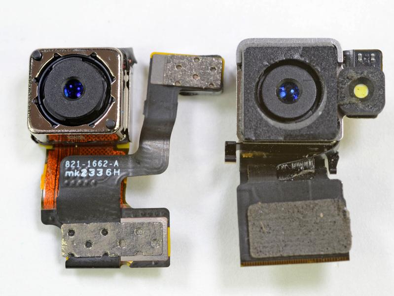 Замена фотокамеры в смартфоне